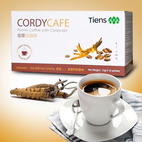 TIENS CordyCafé ( кафе с Кордицепс )