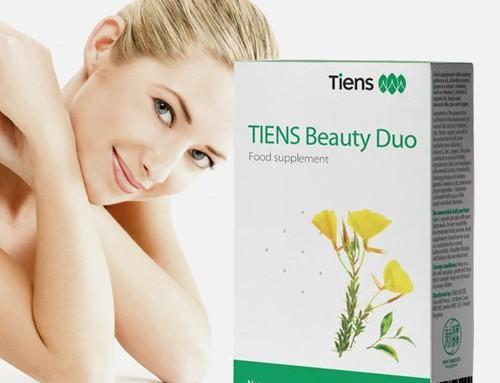 TIENS Beauty Duo за Красотата от вътре