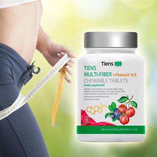 TIENS Мулти фибри с Витамин D3
